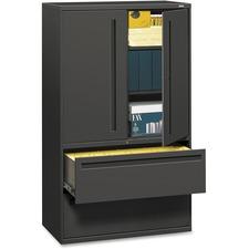 HON 795LSS HON 700 Srs 2-drwr Ccl Storage Case Lateral File HON795LSS