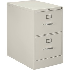 HON H322CQ HON H320 Series Light Gray Drawer Vertical File HONH322CQ