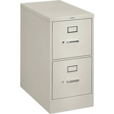 HON H322Q HON H320 Series Light Gray Drawer Vertical File HONH322Q
