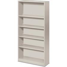 HONS72ABCQ - HON Brigade 5-Shelf Steel Bookcase