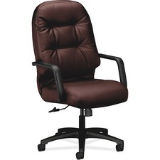 HON 2091SR69T HON Pillow-Soft 2090 Executive High-back Chair HON2091SR69T