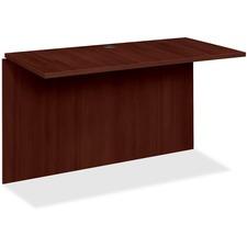 BSX BW2155NN Basyx BW Mahogany Hardwood Veneer Desking BSXBW2155NN