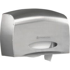 KCC 09601 Kimberly-Clark Coreless JRT Bath Tissue Dispenser KCC09601