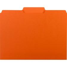 SMD 10259 Smead 1/3 Cut Interior Folders SMD10259