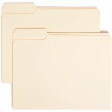 SMD 10331 Smead 1/3 Cut Tab Manila File Folders SMD10331