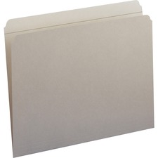 SMD 12310 Smead 2-ply Str-cut Tab Colored File Folders SMD12310