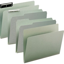 SMD 13230 Smead 1/3 Cut Pressboard Top Tab Folders SMD13230
