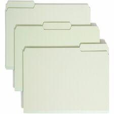 SMD 13234 Smead 1/3 Cut Pressboard Top Tab Folders SMD13234