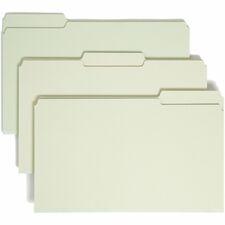 SMD 18230 Smead 1/3 Cut Pressboard Top Tab Folders SMD18230