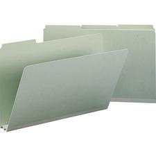 SMD 18234 Smead 1/3 Cut Pressboard Top Tab Folders SMD18234