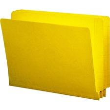 SMD 25910 Smead Shelf-Master Colored End Tab Folders SMD25910