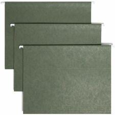 SMD 64055 Smead 1/5 Cut Hanging File Folders SMD64055