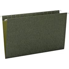 SMD 64110 Smead Standard Green Hanging File Folders SMD64110