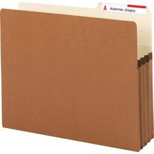 SMD 73088 Smead 2/5 Cut Top Tab File Pockets  SMD73088