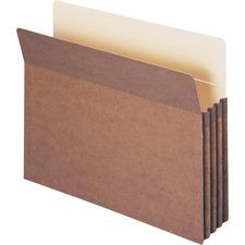 SMD 73224 Smead Redrope File Pockets SMD73224