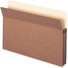 SMD 74214 Smead Redrope File Pockets SMD74214