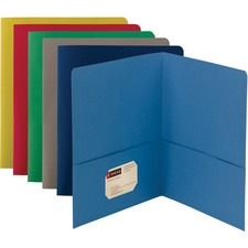 SMD 87850 Smead 2-pocket Heavyweight Folders SMD87850