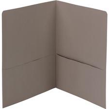 SMD 87856 Smead 2-Pocket Heavyweight Folder SMD87856