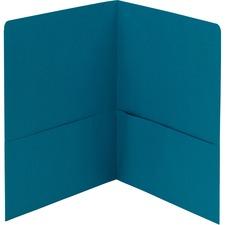 SMD 87867 Smead 2-Pocket Heavyweight Folder SMD87867