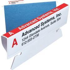 Smead Viewables Multipurpose Labels for Hanging Folders - Laser, Inkjet