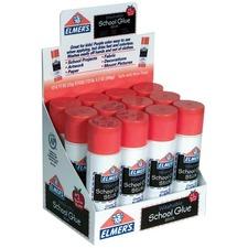 EPI E524 Elmer's Washable Nontoxic Glue Sticks EPIE524