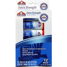 EPI E532 Elmer's Extra Strength Permanent Glue Stick EPIE532