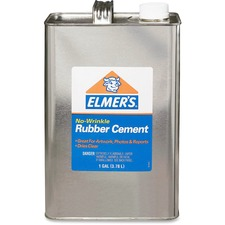 EPI 234 Elmer's No-Wrinkle Acid-Free Rubber Cement EPI234