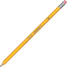 DIX 12886 Dixon Oriole Presharpened Pencil DIX12886