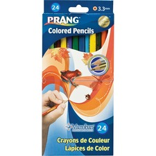 DIX 22240 Dixon Prang Colored Pencils DIX22240