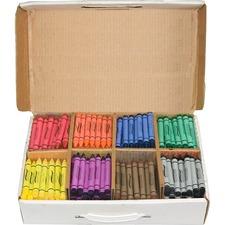 DIX 32351 Dixon Prang Master Pack Crayons DIX32351