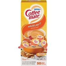 NES 35180 Nestle Coffee-mate Hazelnut Creamer Singles NES35180