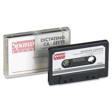 Sparco Dictating Audiocassette