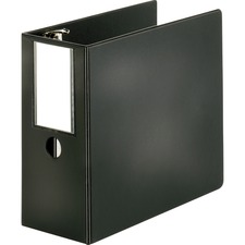 SPR 08901 Sparco Slanted Ring Binders w/Label Holder SPR08901