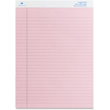 SPR 01076 Sparco Colored Legal Ruled Pads SPR01076