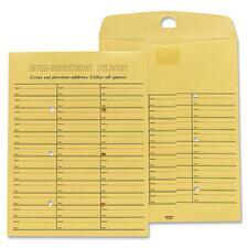 SPR 01378 Sparco Reuse Inter-Dept 2 Sides Print Envelopes SPR01378