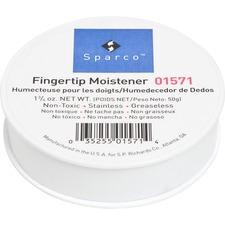 SPR 01571 Sparco 1 3/4 Ounce Fingertip Moistener SPR01571