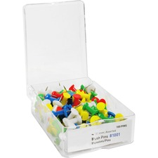 "SPR 81001 Sparco 1/2"" Head Push Pins SPR81001"