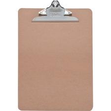 SPR 00895 Sparco Hardboard Clipboard SPR00895