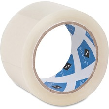 "Sparco Premium Heavy-duty Packaging Tape Roll - 2"" (50.8 mm) Width x 55 yd (50.3 m) Length - 3"" Core - 3 mil - Acrylic Backing - 1 / Roll - Clear"