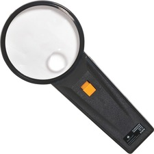 "Sparco Illuminated Magnifier - Magnifying Area 3"" (76.20 mm) Diameter"