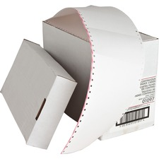 SPR 01097 Sparco Continuous Feed Punched Index Cards SPR01097