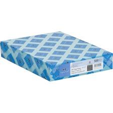 SPR 05121 Sparco Premium Grade Pastel Color Copy Paper SPR05121