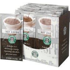 SBK 197861 Starbucks Gourmet Hot Cocoa SBK197861