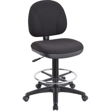 LLR 80008 Lorell Millenia Adjustable Task Stool LLR80008