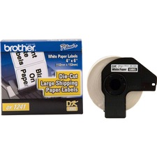 BRT DK1241 Brother QL Printer DK1241 Large Shipping Labels BRTDK1241