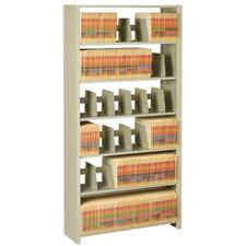 TNN 1276PCSD Tennsco Shelving Starter Unit & Add-on Shelves TNN1276PCSD