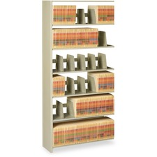 TNN 1276ACSD Tennsco Shelving Starter Unit & Add-on Shelves TNN1276ACSD