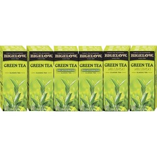 BTC 10578 Bigelow Assorted Green Teas BTC10578