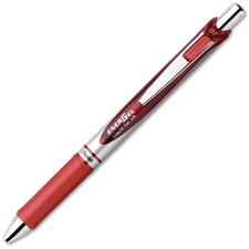 PEN BL77B Pentel EnerGel Liquid Steel Tip Gel Pens PENBL77B