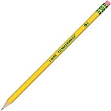 DIX 13806 Dixon Ticonderoga Presharpened No. 2 Pencils DIX13806